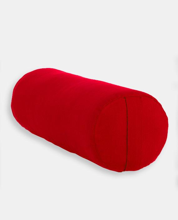 bolster-vermelho-cereja-yoga-mindfulness